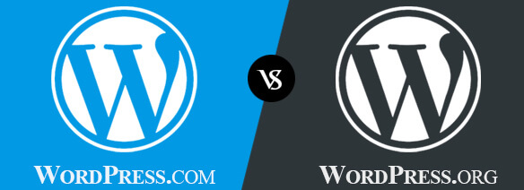 WordPress.com WordPress.org_