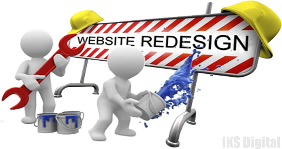 переделать сайт улучшение сайта