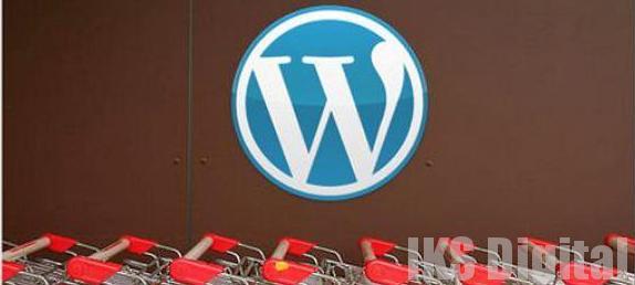 wordpress онлайн магазин
